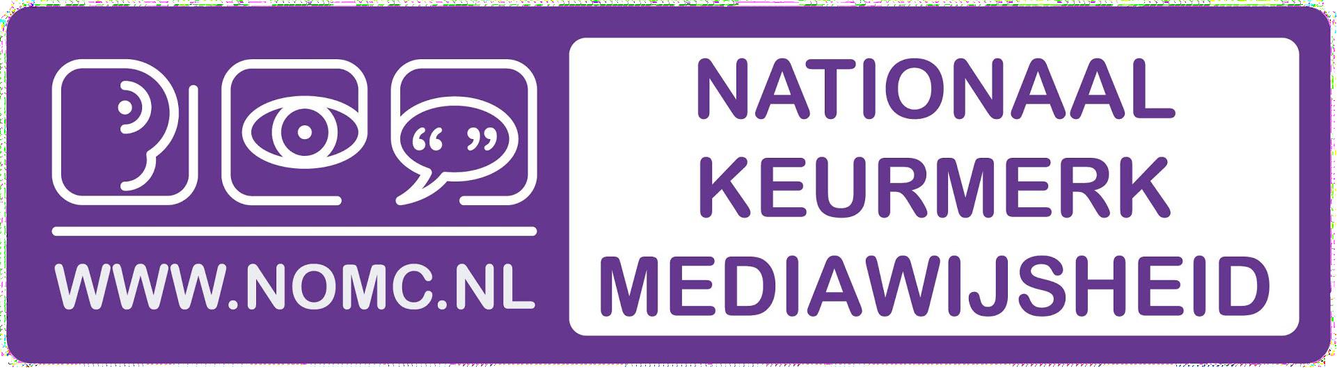 Nationaal Keurmerk Mediawijsheid m
