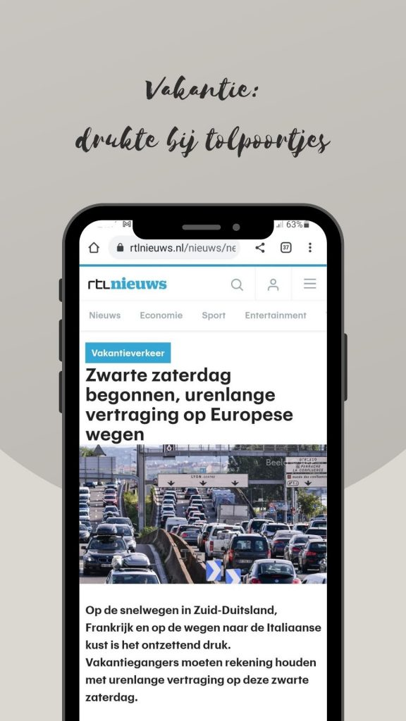 2021 RTL nieuws zwarte zaterdag